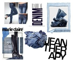 """""""♥"""" by macopa ❤ liked on Polyvore featuring Alima, H&M and Therapy"""