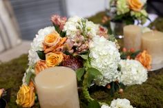 Flowers by: Design Group, Weddings and Events, Carmel, IN