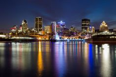 The best skyline views of Montreal can be seen at the following locations.