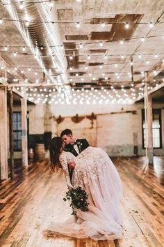 Long Sleeve Dresses / Wedding / Winter Wedding