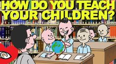 STOP INDOCTRINATING CHILDREN WITH GLOBAL LIES | Teach Flat Earth Truth by 'Celebrate Truth' - YouTube