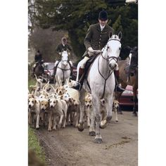 'Off We Go' | Lead by Hunt Captain The Duke of Beaufort