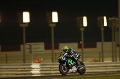Rossi, Qatar MotoGP test, March 2015