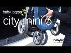 City Mini 3 El cochecito más galardonado de Baby Jogger Baby Jogger City, Mini, Baby Strollers, Joggers, Youtube, Baby Prams, Runners, Prams, Youtubers
