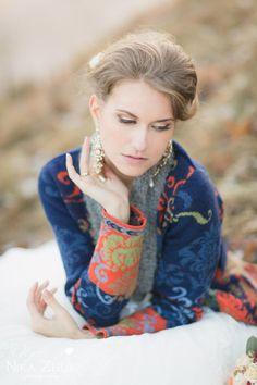 ru_knitting: Вдохновение природой. Подбор цвета и фактуры.