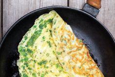 Quer variar o preparo do omelete? Confira esta receita da nutricionista Samantha Macedo, da Equilibrium Consultoria em Saúde e Nutrição, em São Paulo