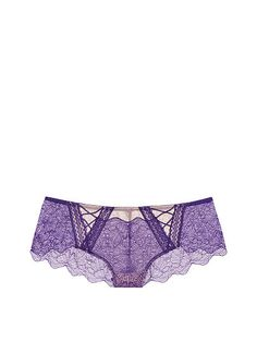 Lace Cheekster Panty