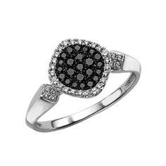 Bild youluxe Damen-Ring 585 Weißgold 51…