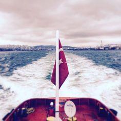 #günaydın #goodmorning #türkiyecumhuriyeti #tc #ayyıldız #bayrağım #istanbul by osmanfc