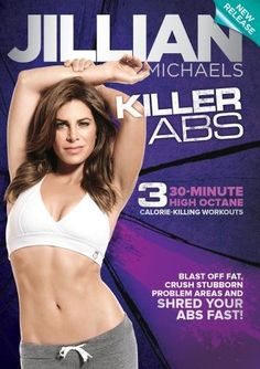 Jillian Michaels Killer Abs Just bought this...gotta get a cord for my dvd player then im giving it a go!