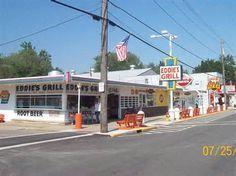 Eddie's. -- an icon in Geneva-on-the-Lake, Ohio