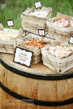 candy-bar-mariage-differentes-varietes-popcorn