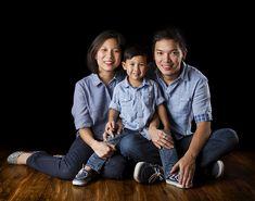 Family Portrait by Stork Studio