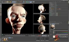 With the development of #digital 3D #animation, animating characters in movies has become much easier and faster, which is a big thumbs up from the #industry.   #3Danimation allows characters to have life-like appearances!  #FilmDistrict #Dubai #UAE #photography #videography #filmmaking