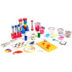 Science experiments for pre-k to K