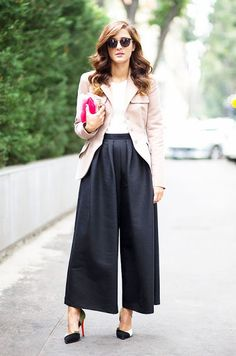 All In on Culottes