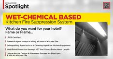 WET-CHEMICAL BASED KITCHEN SUPPRESSION SYSTEM (ULTRA SERIES) Ultra Kitchen Suppression System - LPCB certified systems. Kills fire & cleans kitchen all at the same time.