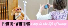 fun photography and writing idea for kids!
