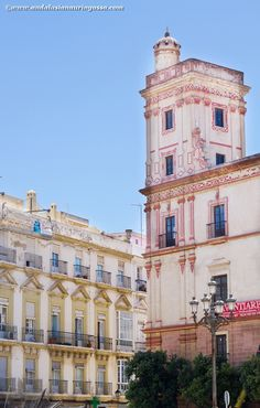 Andalusian auringossa - matka-, viini- ja ruokablogi: Cadiz - valon, värien, ilon ( ja vahtitornien) kaupunki