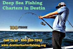 Charter Fishing Services in Destin