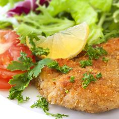 How to Grill Breaded Chicken on the George Foreman Grill