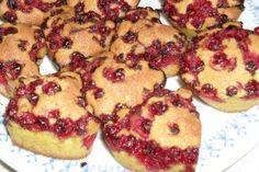ribizlis muffin - Gyümölcsös muffin Muffin, Cookies, Breakfast, Food, Crack Crackers, Biscuits, Meal, Cookie Recipes, Eten