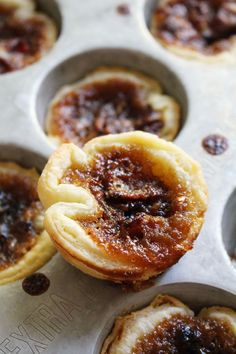 Maple Bacon Butter Tarts