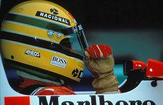 Blog do Marcelo: Ayrton Senna Special - Concentração
