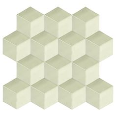 SomerTile 8.75x8.75-inch Concret Cubic Coliseo Porcelain Floor and Wall Tile (Case of 15)