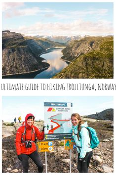 "A Complete guide to Hiking Trolltunga. Also known as the ""troll's tongue"", Trolltunga has become one of the world's ultimate new places to visit, and I've put together this guide to provide everything you could need to know before tackling this hike!"