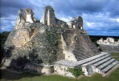 Calakmul Campeche Mexico