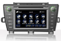 49 best electronics car vehicle electronics images on pinterest oem replacement dvd touchscreen gps navigation unit for toyota prius 20102011 with radio fandeluxe Image collections