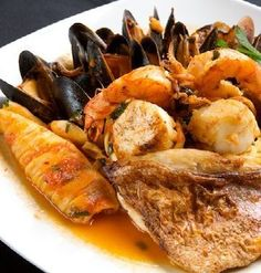 Waterfalls Special #Seafood Delight - Waterfalls #Indian Tapas Bar and Grill in Toronto, Ontario ~ Order online at tasteaway.com