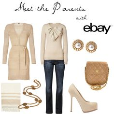 Casual and classy neutrals