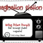 This is a classroom freebie that can be used any way you like! I usually post a writing picture prompt on the SMART Board and allow the students to...