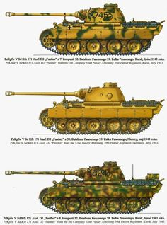 Panthers at Kursk Panzer Iv, Uss Enterprise, Military Art, Military History, Mg 34, Focke Wulf, Tiger Tank, Model Tanks, Armored Fighting Vehicle