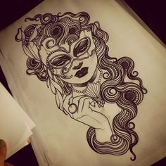 """""""I had a cancellation for tomorrow. I've got this design and a couple of others available to tattoo or can draw up something custom. If interested please…"""""""