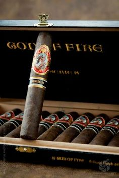 The Good of Fire #Cigars  These just look like they're good, I'll have to try them.