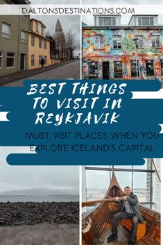 Be sure to stop at Iceland's amazing capital, Reykjavík! This travel guide gives you all the top places you must visit! | Reykjavik Iceland | Reykjavik Iceland things to do | Reykjavik places to visit | Reykjavik things to see | Reykjavik Iceland spring | Reykjavik travel guide | Reykjavik city guide | Reykjavik blue lagoon | Reykjavik Iceland bucket list | Reykjavik Iceland map | Reykjavik travel itinerary | Best places to eat in Reykjavik Iceland | Free things to do in Reykjavik Blue Lagoon Reykjavik, Wonderful Places, Great Places, Iceland Travel, Stunning View, Travel Couple, Wanderlust Travel, Travel Usa, Cool Pictures