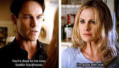 bill and sookie - true blood - season 6 - i'm also good with that