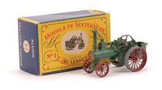 yesteryear | Matchbox | Models of Yesteryear | Vectis Toy Auctions