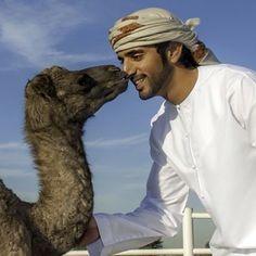 Hamdan bin Mohammed bin Rashid Al Maktoum...Cute