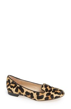 Dune London 'Limbo' Suede Smoking Slipper Flat (Women) | Nordstrom