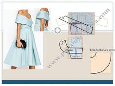 vestido azul graduación. Tema 213