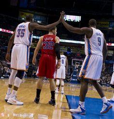 Clippers vs Thunder