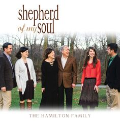Shepherd of My Soul - Hamilton Family CD