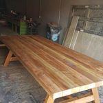 Wood Creations, Outdoor Furniture, Outdoor Decor, Creative, Home Decor, Decoration Home, Room Decor, Home Interior Design, Wood Crafts