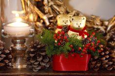 Calendrier de l'Avent Lindt *JOUR 6* Réalisez vous-même une décoration de Noël originale grâce à notre adorable Ours Lindt.