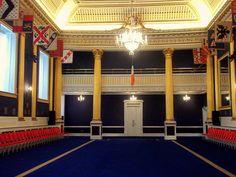 Dublin Castle - Interior Dublin Castle, Palaces, Castles, Ireland, London, Interior, Palace, Indoor, Castle