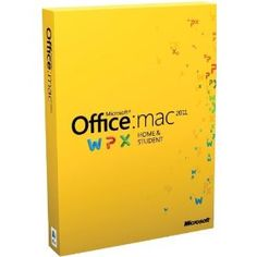 Office for Mac 2011 Home & Student -Family Pack, (mac software, office 2011, microsoft, word, mac, excel, macintosh, os x, office 2008, microsoft office)